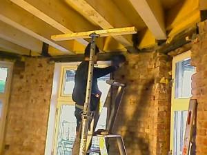 Tømrerarbeid - råtesanering