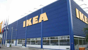 Drogseth rehabiliterer fasaden på IKEA Furuset